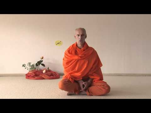 Om Sahana Vavatu - Shanti Mantra Peace Chant with Swami Atma