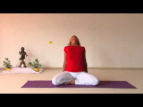 Murccha Pranayama with Khechari and Mahavedha