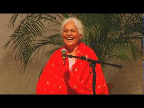 Swami Vishnu-devananda: Leela Mata talks About her Guru - English with German translation