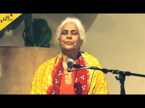 """Overcome suffering"" - Yoga talk with Leela Mata"