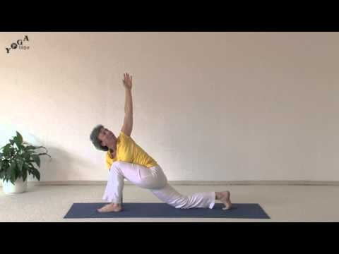 Intermediate Sun Salutations Variations