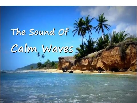 +++ PERFECT CARIBBEAN BEACH +++ nature meditation sounds +++ 15 min in HD +++ calm waves