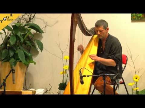 Yoga Congress 2013: Harp Concert with Klaus