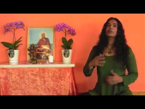 How important is pronunciation when saying a mantra?