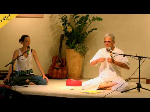 Lecture: Chandra Cohen about his time with Swami Vishnudevananda