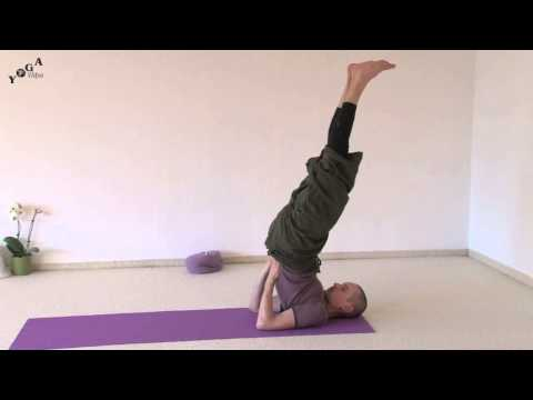 Short Intermediate Yoga Class