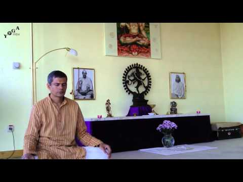 Svasana Dhyaanam Meditation with Harilalji