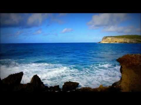 +++ WAVE SOUNDS OF THE CARIBBEAN +++ meditation in nature +++ 20 minutes in 1080p HD