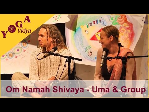 OM Namah Shivaya by Uma and seminar group