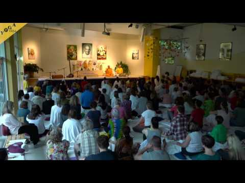 Lecture -  Swamiji from Rishikesh