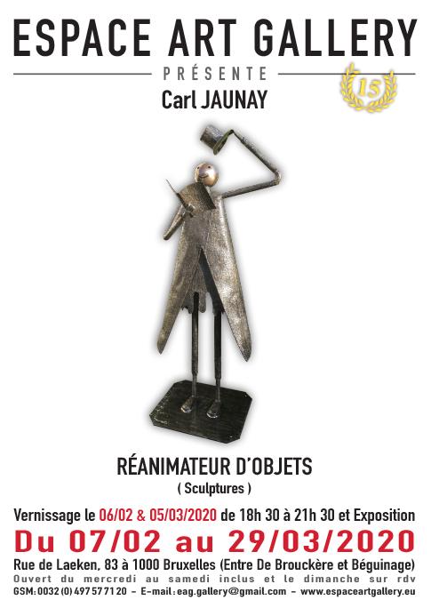 Affiche Carl JAUNAY