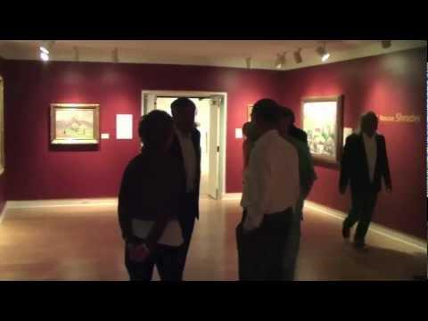 Laguna Art Museum - E. Roscoe Shrader Exhibition