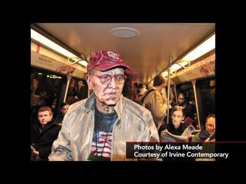 Artist Alexa Meade's Canvas Is the Human Body