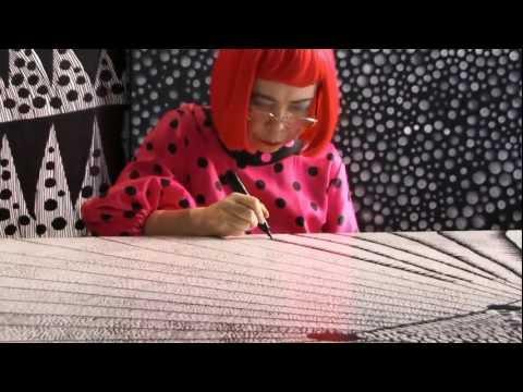 Yayoi Kusama - Artists at Work