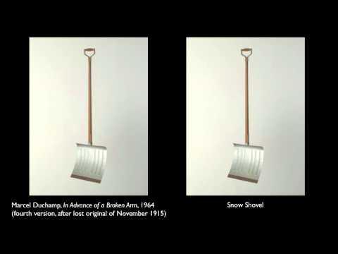 Duchamp's Shovel: Art as Concept