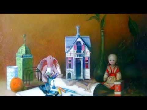 Paintings Stories of Ghenadie Sontu
