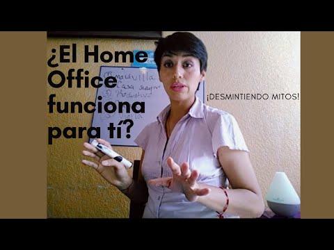 ¿Verdad que el Home Office es maravilloso? Pues no  es cierto! jajaja