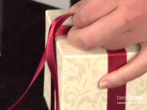 Personalized Ribbon - How to Tie the Perfect Bow with a Ribbon?