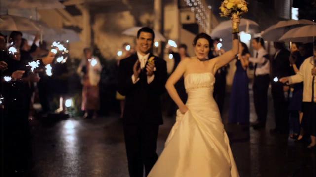 Nashville Wedding Cinematography - Amy & Brian