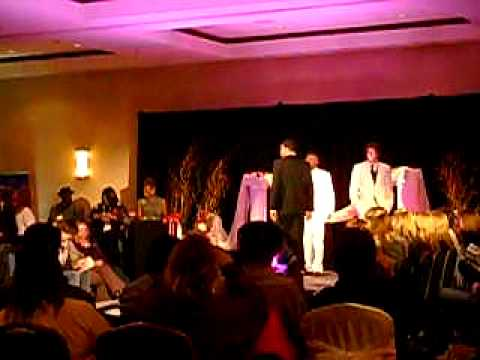 Menswear - Fashion Show at T Rose Bridal Show Dec. 12, 2010