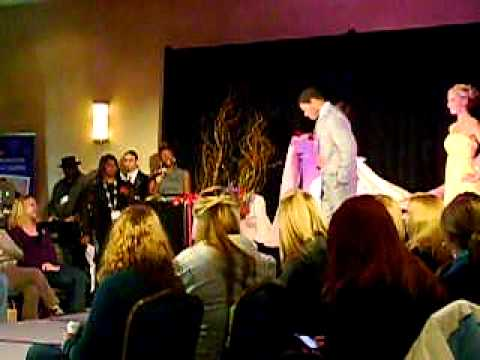Bridal Fashion Show at  T Rose Bridal Show