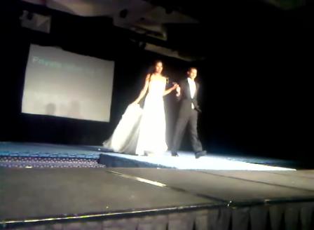 GB Bridal Dress 2011