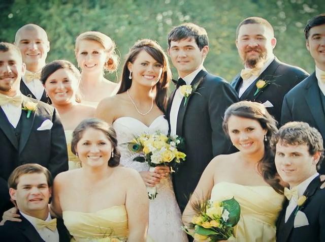 Lacie + Paul - Wedding Ceremony