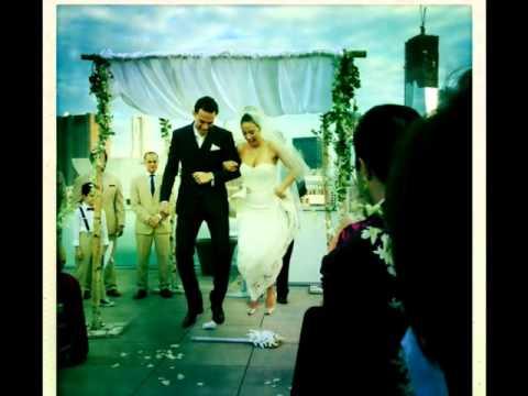 ♥ Journey Wedding Brooms ♥