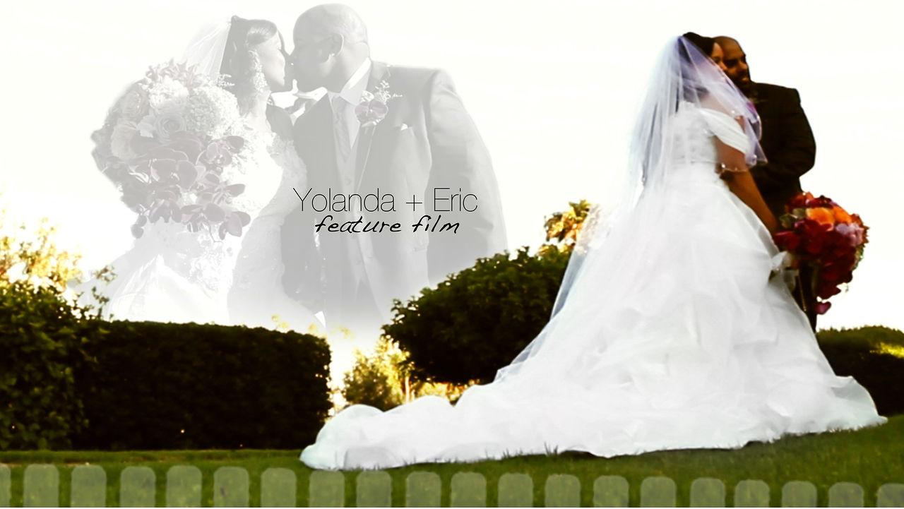 San Pedro Wedding Cinematography // Yolanda + Eric // Feature Film // Erhart's by the Sea