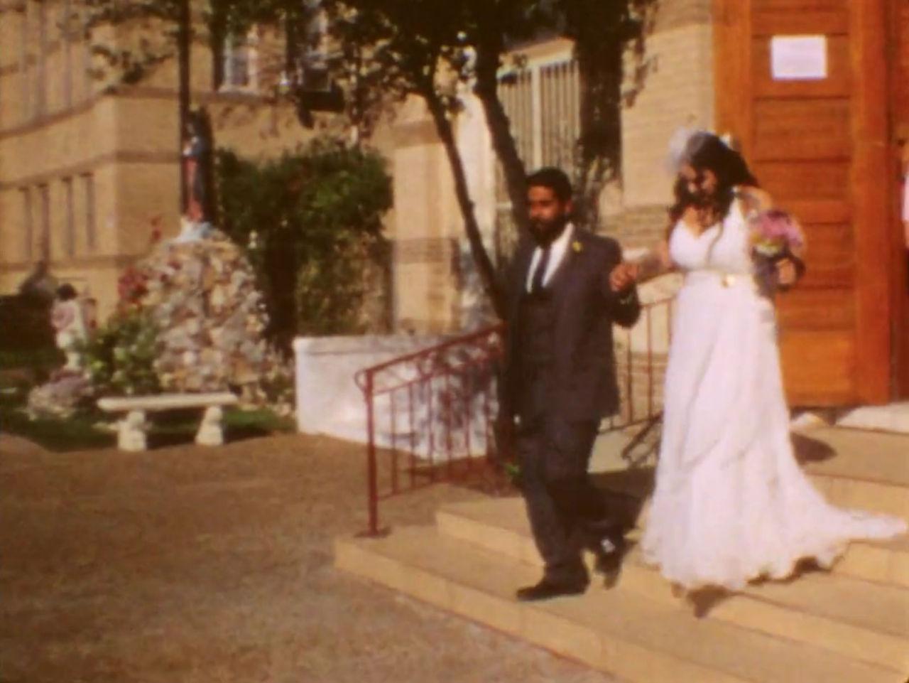 Jessica & Anthony | Super 8 Film | Wedding Cinematography San Antonio, Texas | DIY Bride