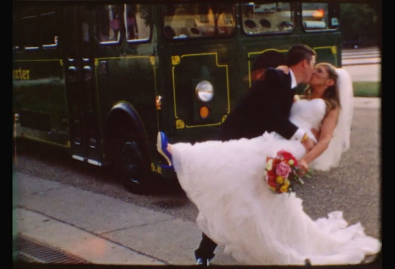 Madison & T.J.'s Super 8mm and HD Highlight Film | Louisiana Wedding Videography