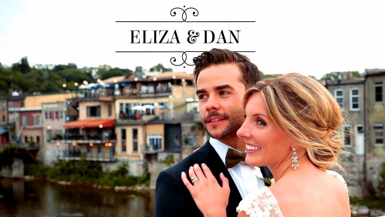 Eliza & Dan { Wedding Film }