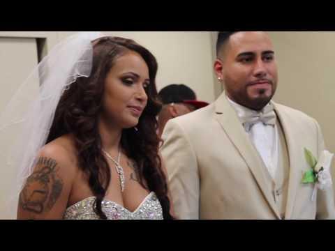 Jossie and Evangeline wedding