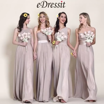 Fashion Bridesmaid Dresses, Lovely Dresses for Wedding Maids