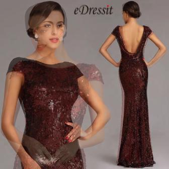 Alluring Sequin Dresses, Elegant Sequin Evening Dresses