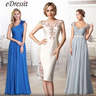 Elegant Evening Prom Dresses, Fashion Gowns