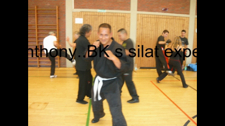 ANTHONY AND SILAT