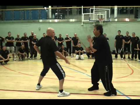 Master Wade Williams UK seminar 2011