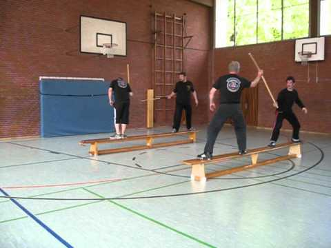 Elastico Bench Training - In Hamburg Germany