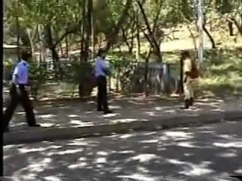 Knife attack - One man stabs multiple cops, kills one