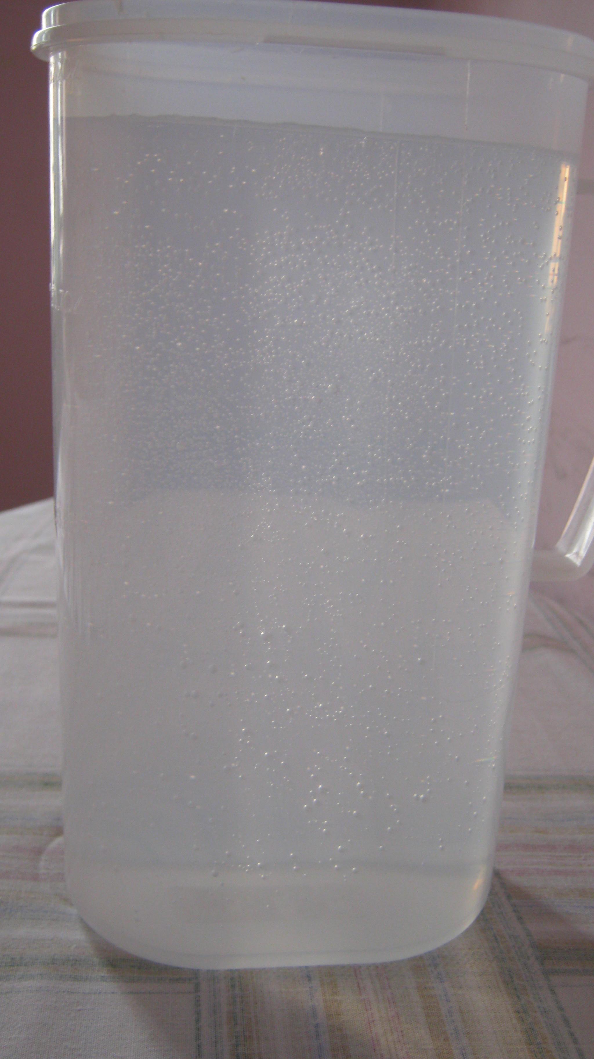agua antanrtida energetizada el día de Festival Wesak