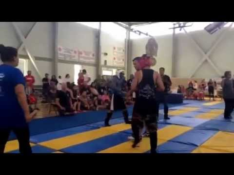 """Jason """"The Jet"""" Fefer's first MMA Match at 16 years old"""