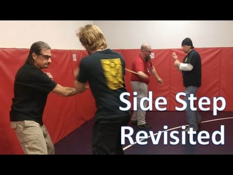 Footwork: Side Step Revisited