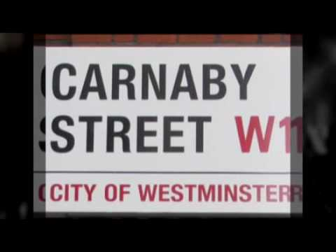 Carnaby St 1960-2010