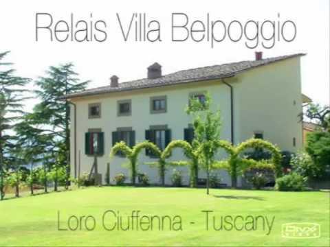 Relais Villa Belpoggio Loro Ciuffenna Italy