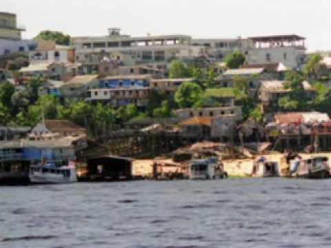Adventure Cruise from Manaus Brazil