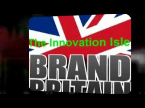 Brand Britain: The Innovation Isle