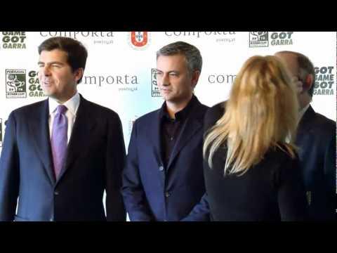 José Mourinho, embaixador da Candidatura portuguesa à Ryder Cup 2018 - making of.avi