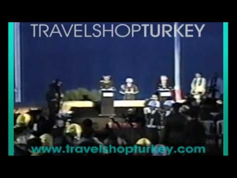 ANZAC  Dawn Service at  ANZAC Cove Gallipoli Turkey  - ANZAC Day  Tour