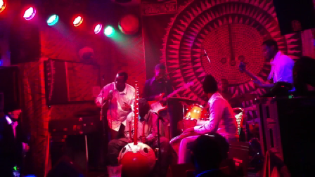 West African Jam from Big Apple Jazz Tours